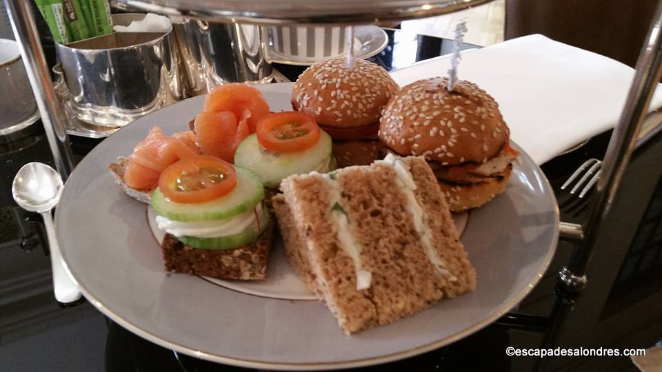 Afternoon tea bloomsbury hotel