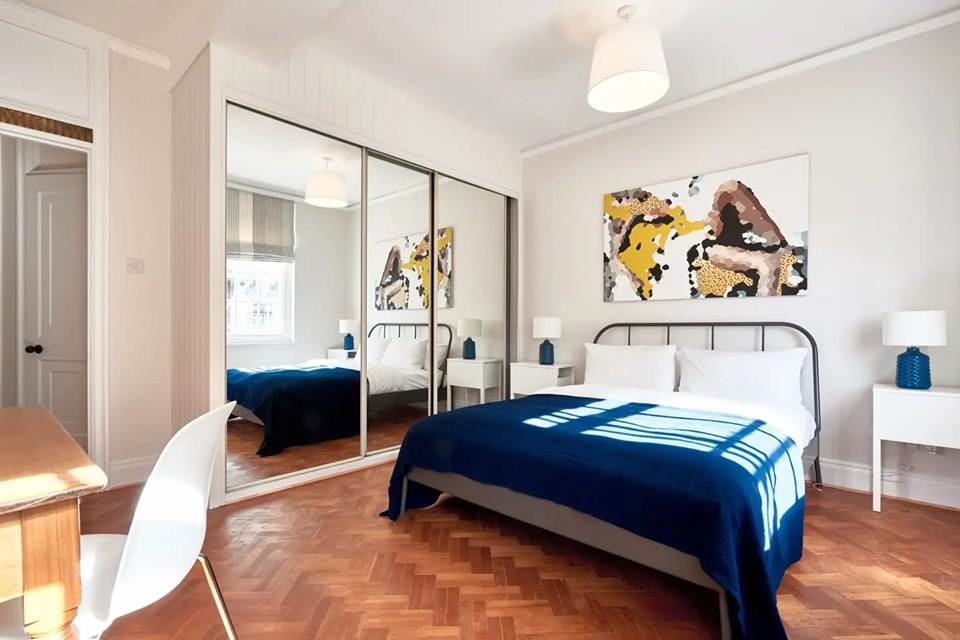 Airbnb elegant 2 chambres