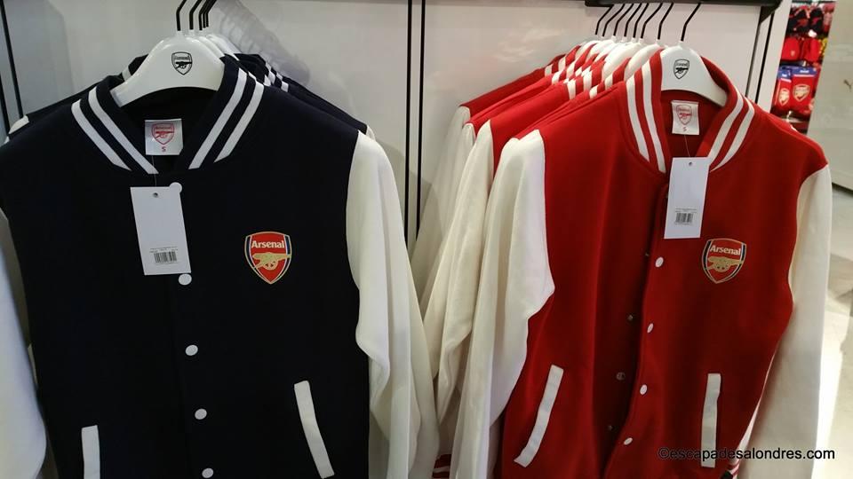 Arsenal emirates stadium tour