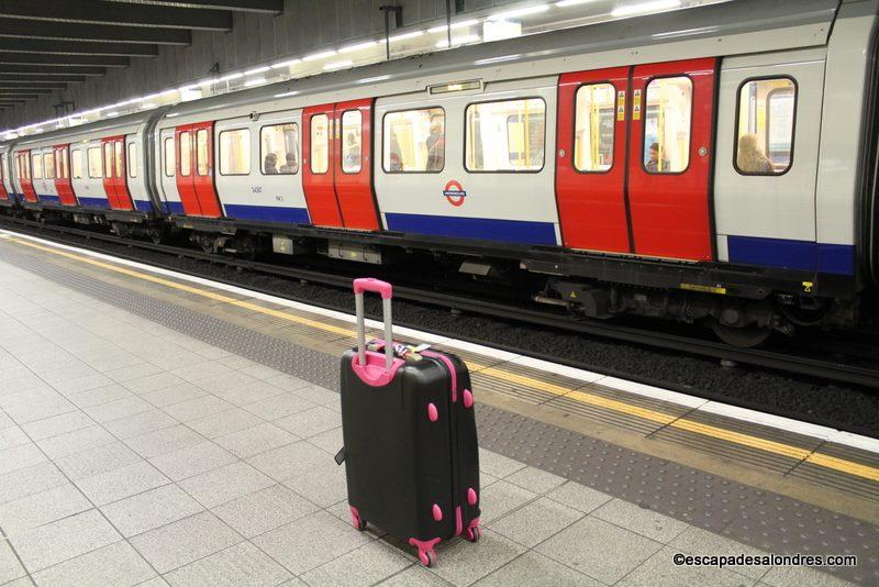 Consignes bagages Londres