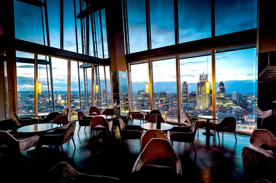 Bar Aqua Shard London