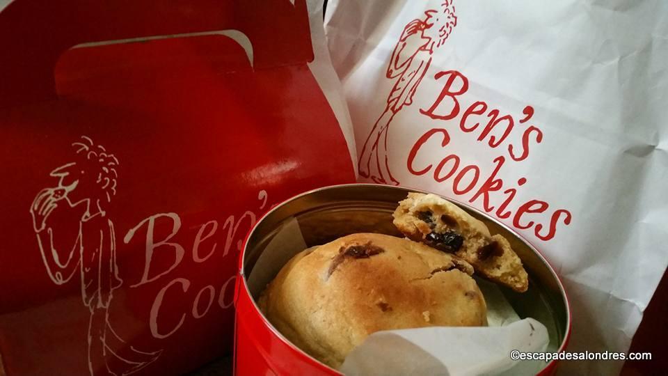 Ben's Cookies London