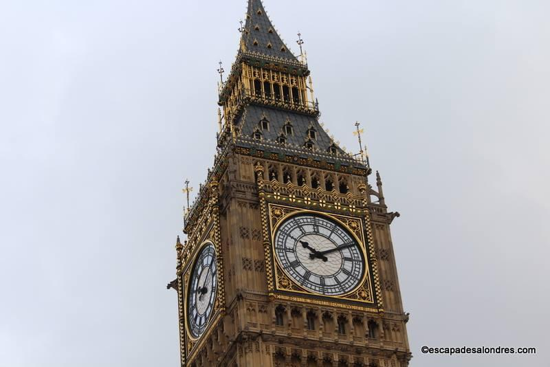 Big Ben escapadesalondres.com