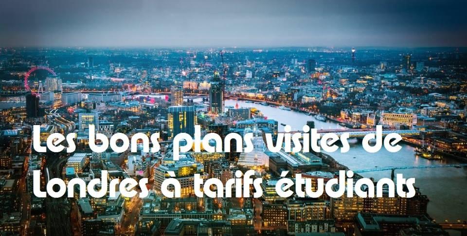 Bons Plans Visite De Londres A Tarifs Etudiants