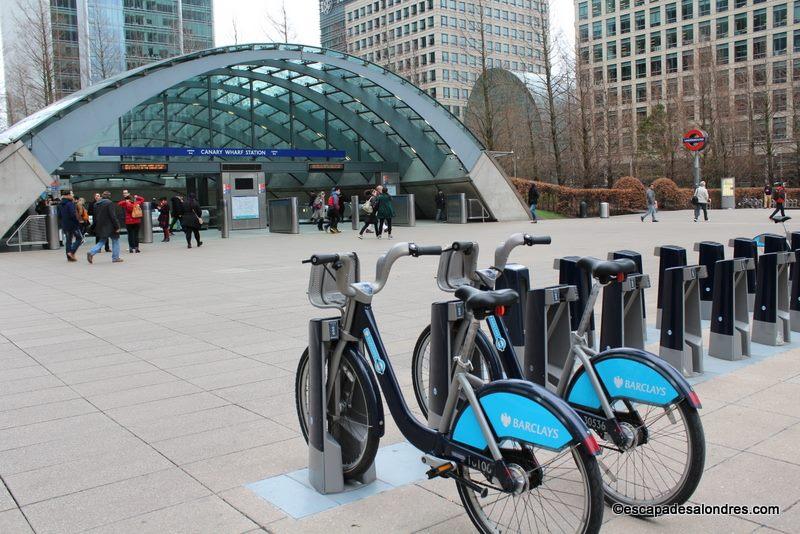 Louer un Vélo City Bike à Londres
