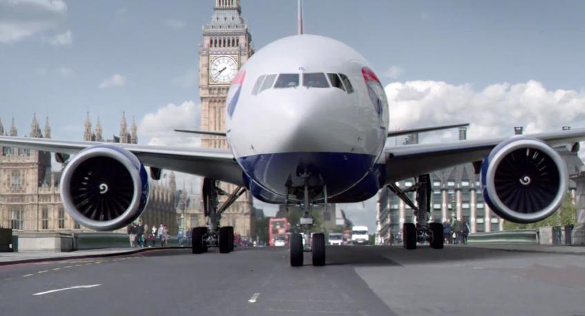 Se rendre à Londres en Avion avec British Airways