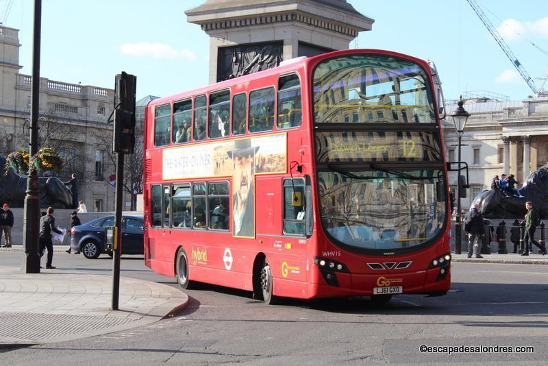 Visiter Londres En Bus Pour Le Prix D 39 Un Ticket Journalier