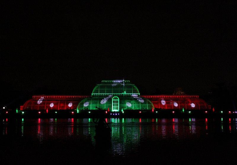 Christmas at Kew©Sue Lowndes