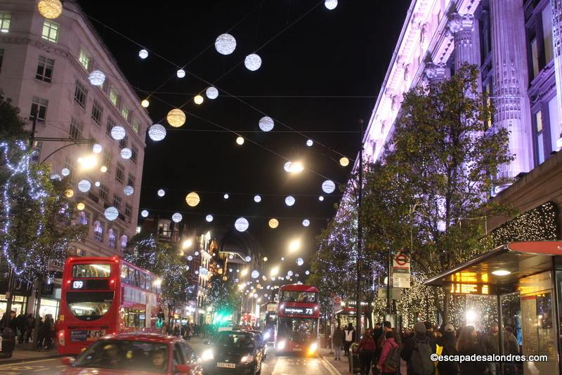 Que faire à Londres pendant les fêtes de Noël ?