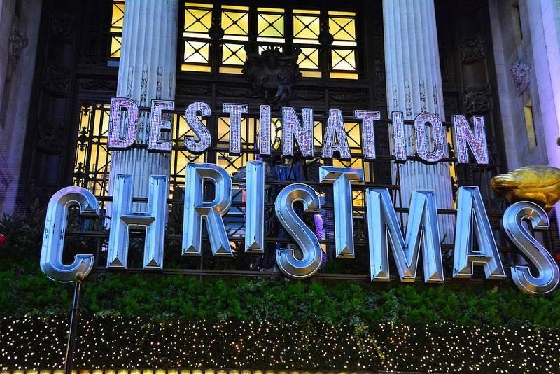 Christmas windows©Martin Pettitt