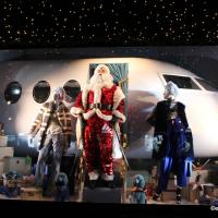 Christmas windows selfridges