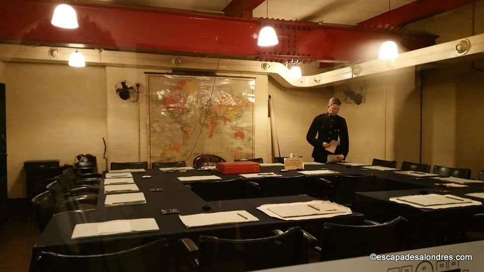 Churchill War Room