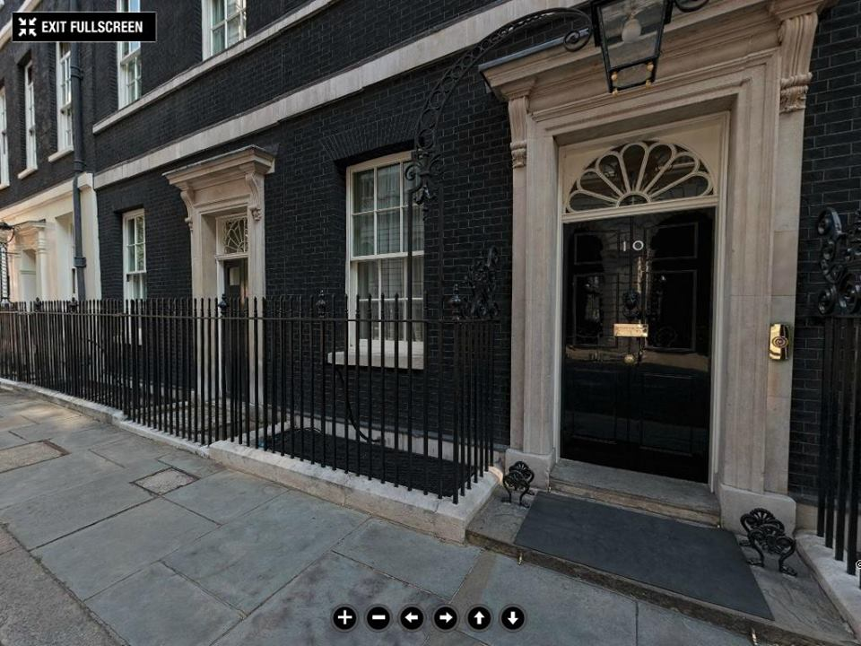 Downing Street Entrance©The Prime Minister's Office
