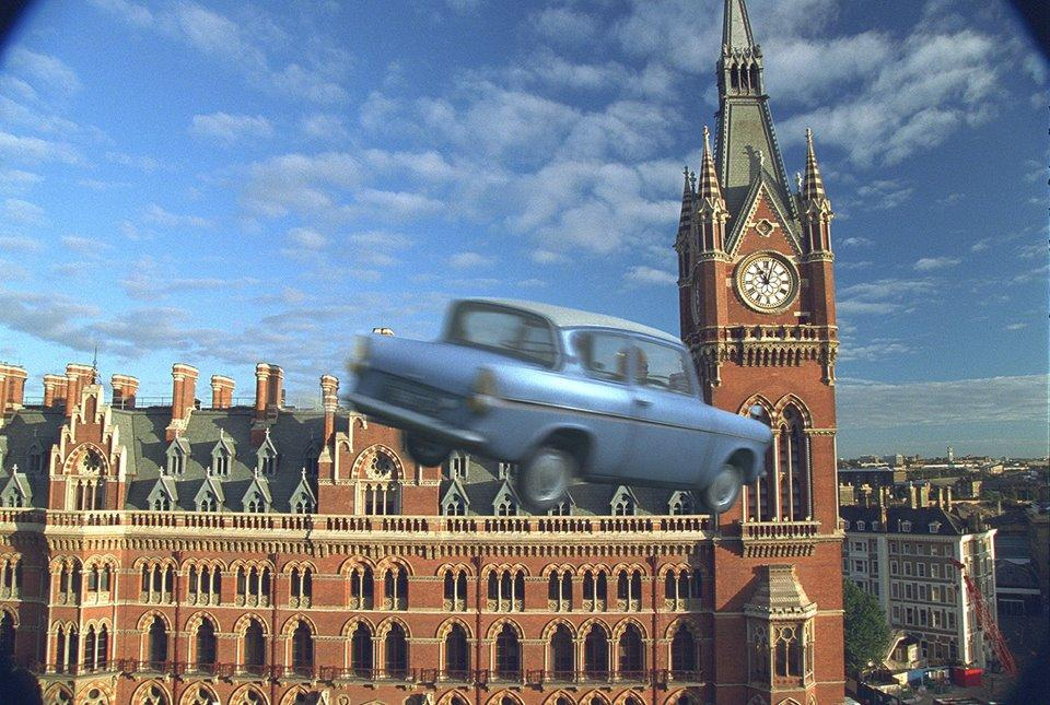 Escapades a londres st pancras harry potter