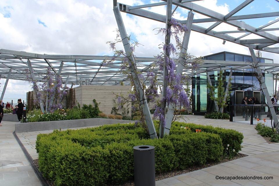 Fen court garden at 120