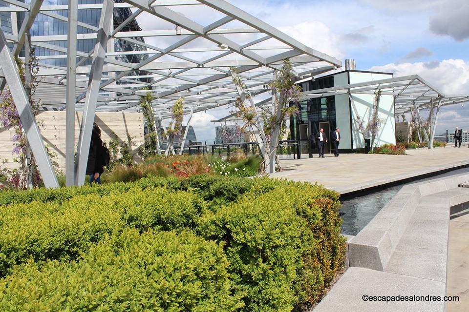 Fen court garden at 120 3