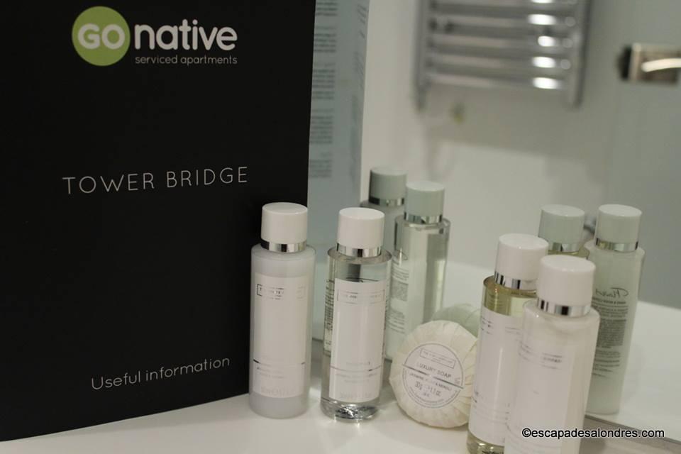 Go native tower bridge