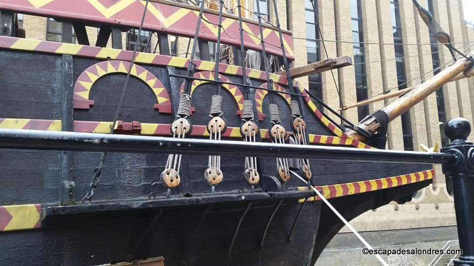 Golden hinde london 43