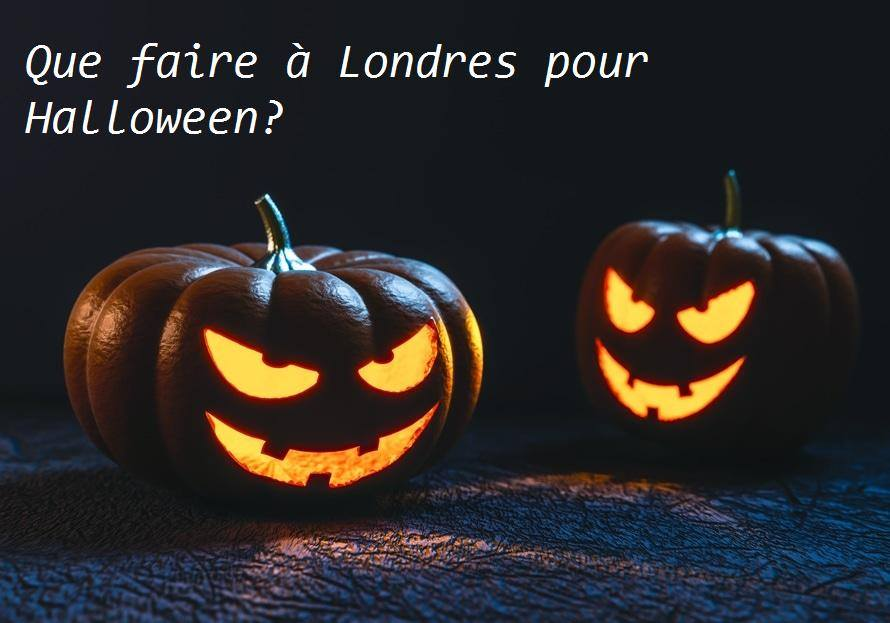 Halloween a londres
