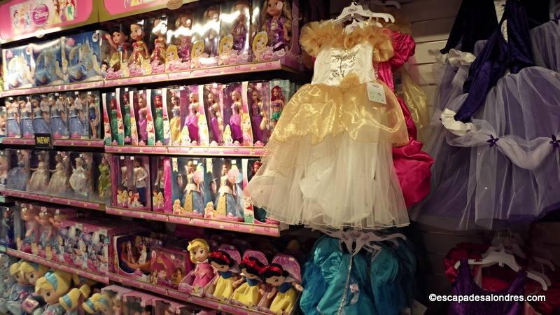 Hamleys Toys Store London
