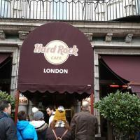 Hard rock café Londres