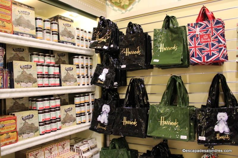 Harrods knightsbridge London