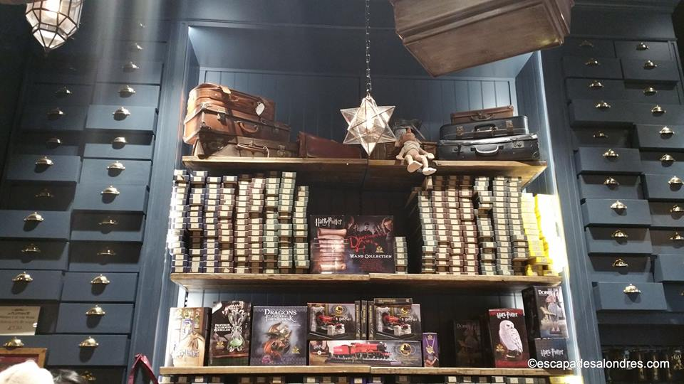 Harry Potter Platform Shop