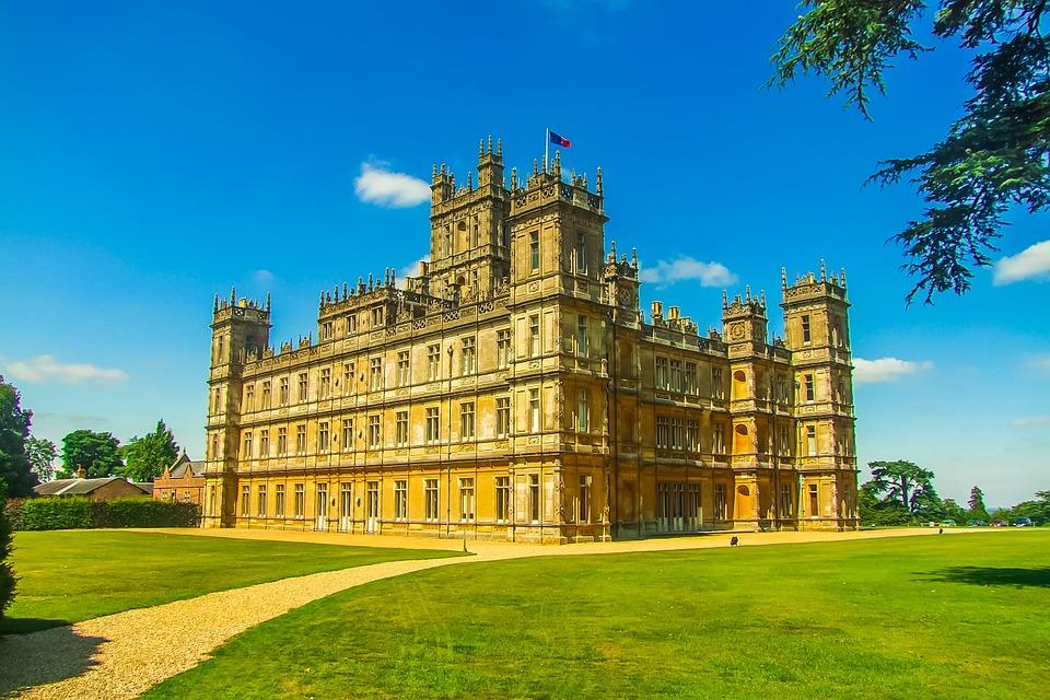 Highclere castle tour de londres