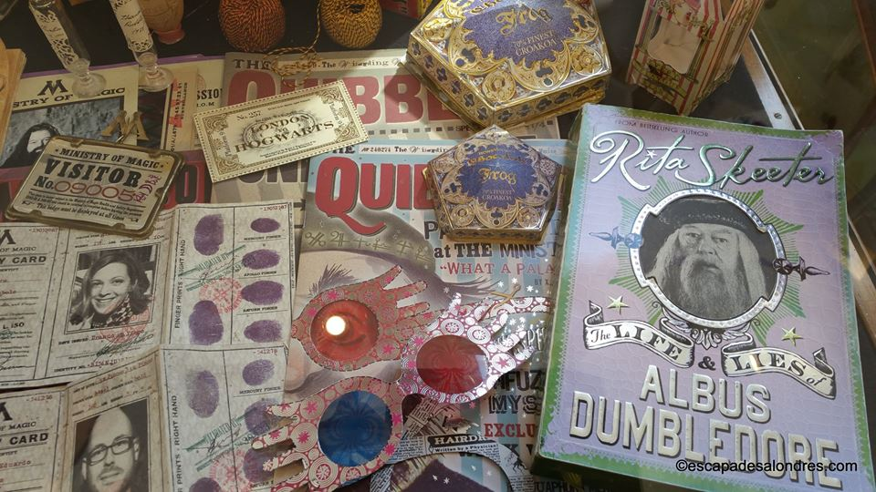 House of minalima Londres