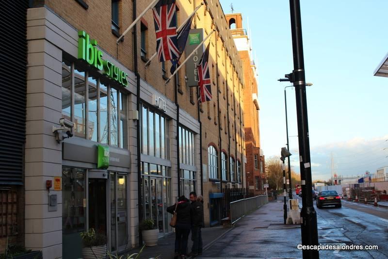 Hotel Groupe Accor Londres