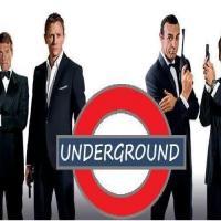 James Bond Underground