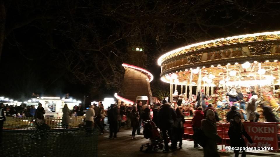 Kew garden christmas market