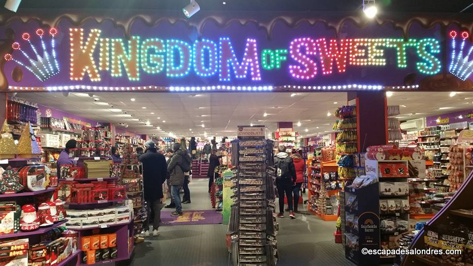 Kingdom of sweets Londres