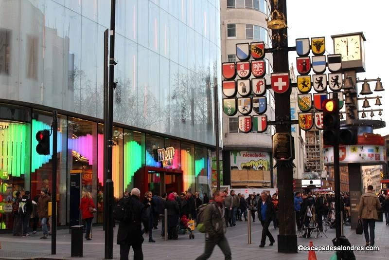 Leicester Square escapadesalondres.com