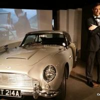 London film museum james bond