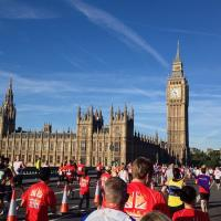 London marathon paul williams n