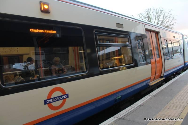 London overground