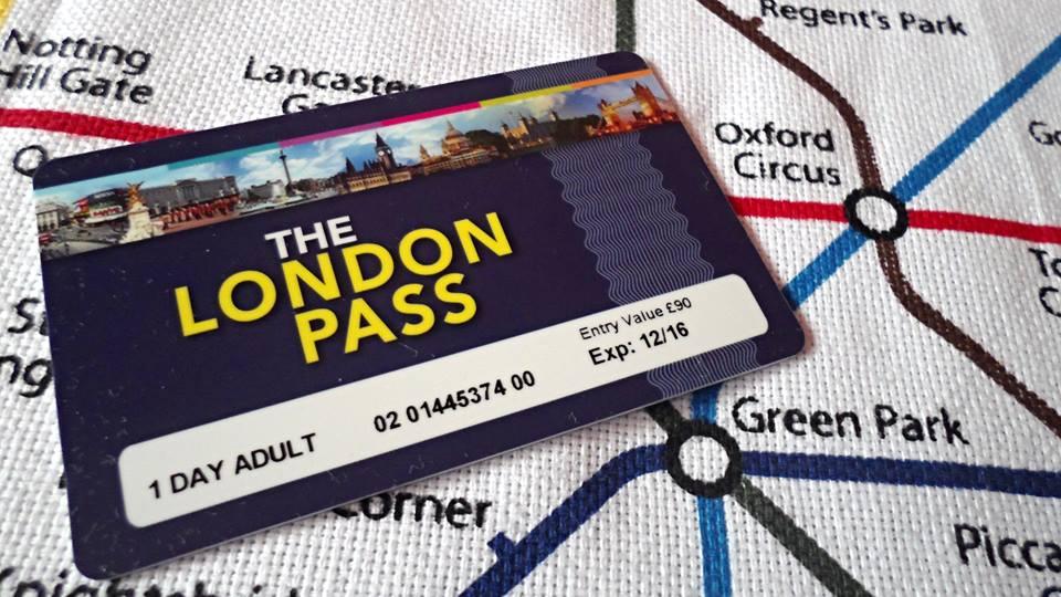 Le Pass touristique The London Pass pour visiter Londres