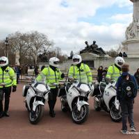 London police security