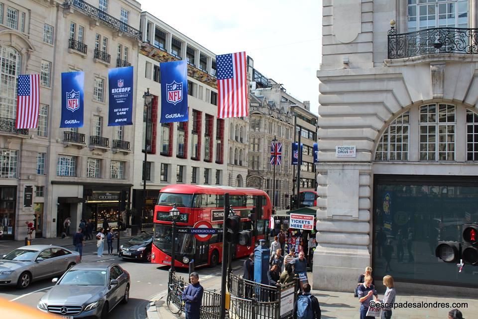 Megabus london sightseeing tour