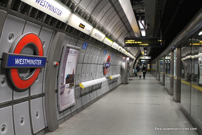 Métro de Londres