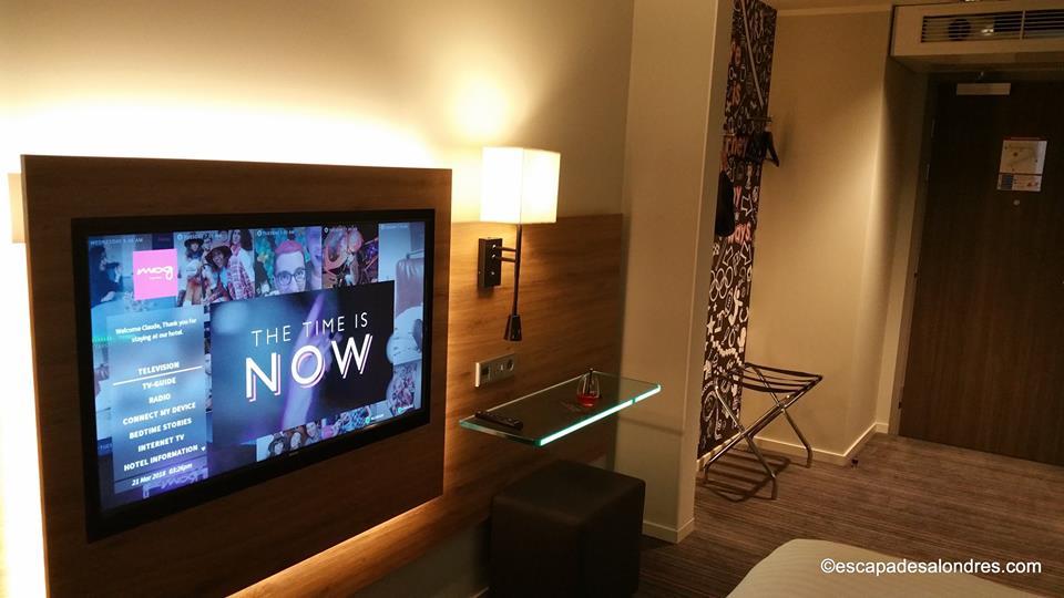 Moxy Hôtel London stratford