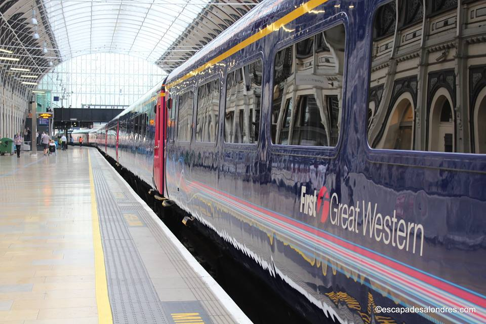 National Rail Services