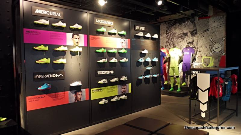 magasin nike londres