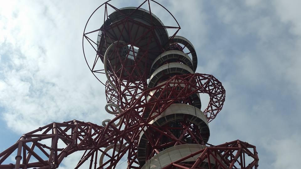 Orbit Tower the Slide London