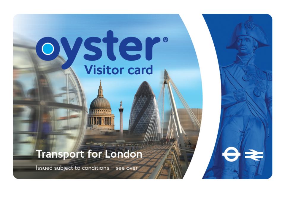 Visitor Oystercard