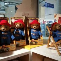 Paddington Bear boutique Shop