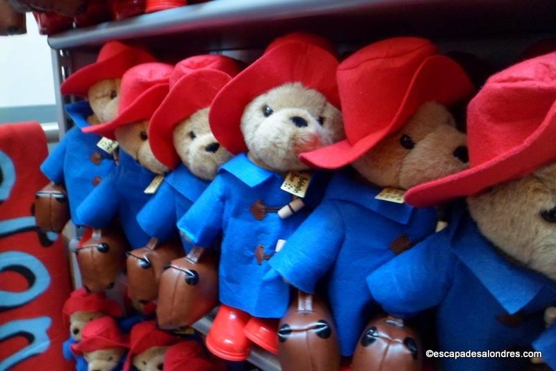 The Paddington Bear Shop à la station Paddington
