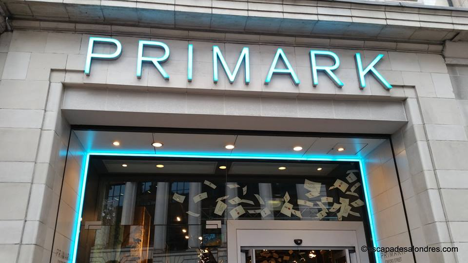 Primark Harry Potter Londres
