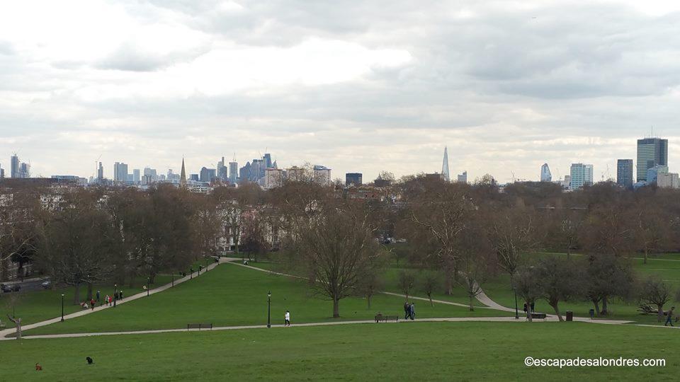 Primrose Hill Londres